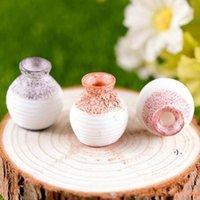 Gartenbedarf Mini Vase Succulents Dekoration Handwerk Ornamente Kleine Mund Harz Owd6119