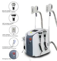 Double Cryo Handles Cool Body Sculpting Cryolipolysis Slimming Machine Cavitation RF Fat Freeze Slimming Machine
