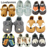 Baby Shoes Soft cow Leather bebe born booties for babies Boys Girls Infant toddler Moccasins Slippers First Walkers sneakers 211022
