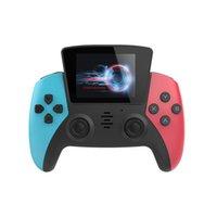 Joystick HD El Oyun Oyuncu 16 Bit 1000 Oyunlar Taşınabilir Konsol 2.8 inç Destek 10 Emulatörler TF Kart Genişleme