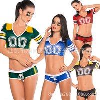 Tracksuits Jerseys Fun Uniform Performance Clothing Football Baby Cheerleading Dance Pole Car Model