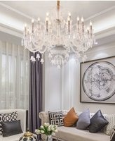 Baccarat Crystal Chandelier Lighting Hall Kitchen Chandeliers Interior Home Decor Lustre tradizionale
