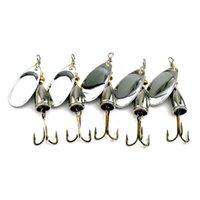 Angelköder Paillettenlöffel 6,5 cm 8.5g Wobbler Fishing Baits Tackles Angelgerät Zubehör 1077 Z2