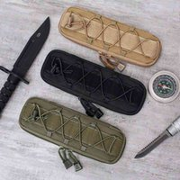 High quality Outdoor Camping Survival knives Tactical Combat knife Benchmade Action Automatic KnifeOutdoor multifunctional tactical sleeve M