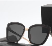 The new model of 2021 mainly pushes the five color selection of ladies fashion foreign trade decorative sunglasses