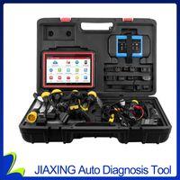 Avvia x431 PRO3S + HDIII 12V / 24V Auto Truck Truck Diagnostico Auto OBD OBD2 Lettore di codice Sistema completo Scanner diagonostico
