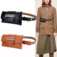 Waist Bags Women's Pack Casual Bag Luxury Designer Travel Purse Belt Zipper Tactical Fanny Phone Pocket Crossbody Chest