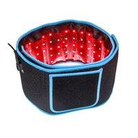 Idea Light 2021 Nuovo 25W 660nm LED luce rossa e 850nm vicino a dispositivi di terapia a infrarossi per i dispositivi di terapia a infrarossi grandi cuscinetti indossabili involucro per il dolore