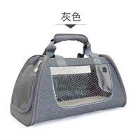 حيوان أليف صغير واحد الكتف خارج القط والسفر حقيبة مع حقيبة الكلب المحمولة