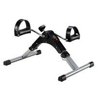 Mini Pedal Stearper Упражнение ЖК-дисплей Крытый Велосипедный Велосипед Устройство Беговой дорожки Для Домашнего офиса ФИМП Аксессуары
