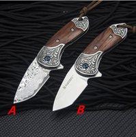 Yeni Şam Papağan Katlanır Bıçak Anahtarlık Tarla Koleksiyonu Bıçak
