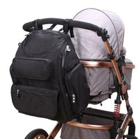 Backpack Backback Baby Diaper Large Capacity Mummy Nappy Bag Multifunctional Daypack With Changing Pad Insulated Pockets