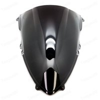 Motorcycle Wind Deflectors For Ducati Panigale 899 1199 1199R 1199S 2011-2017 Windshield WindScreen Double Bubble