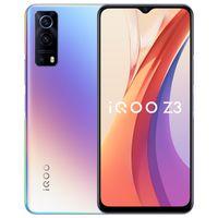 "Original vivo iqoo z3 5g Handy 8 GB RAM 128 GB 256 GB ROM Snapdragon 768g Octa Core Android 6.58 ""Vollbild 64mp 4400mAh Fingerabdruck ID FACE WACK SMART Handy"