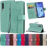 Embossing Print Cases For Xiaomi Mi A1 A2 A3 Lite Pocophone X3 NFC M3 F3 F1 Flip Wallet
