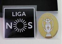 Коллекционные спортивные сувениры Primeira Liga Campeao Футбол Печатные патчи Значки Футбольные фанаты Memorabilia