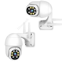 1080 وعاء hd ميجابيكسل كاميرا IP في الهواء الطلق الأمن المنزل الذكي CCTV اللاسلكية wifi سرعة قبة ماء ptz onvif 2mp اللون ir الحركة الثابتة المنبه للرؤية الليلية دروبشيب