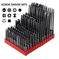 """Hand Tools 12PCS Magnetic Bits Set 1 4"""" Hex Screwdriver Drill Screw Driver Bit 50 75 100mm Security Tamper Proof"""