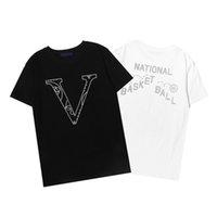 Tasarımcılar T Shirt Erkek Polo Gömlek Luxurys Tshirt Yaz T-shirt T-Shirt Moda Kadın Giysileri Kısa Kollu Üst Tees Erkekler S Giyim