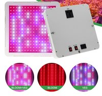 LED Grow Light Full Spectrum 300W Plant Lamps For Indoor Flower Seedling VEG Tent Growing Phyto Lamp Fitolampy With Double Switch