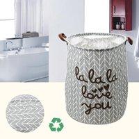 Storage Bags Book Organizer Box Waterproof Canvas Desktop Basket Stationery Container Laundry Sundries Underwear Toy Bag