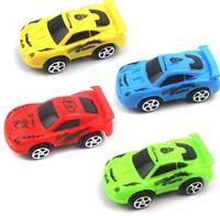 Voiture de jouets pour enfants Retour en gros à une variété de couleurs Saisiji Modèles de simulation de simulation de simulation