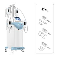 Fat reduction Vacuum cryolipolysis slimming machine Weight Loss cryotherapy Body Shape equipment with 10 cryo treatment size