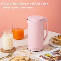 Juicers Portable Blender Automatic Soy Milk Machine Mini Fruit Maker Juicer Vegetable Extractor Food Filter Free For Soybean