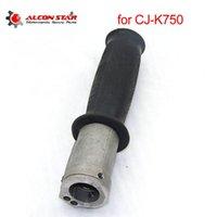 핸들 alconstar- 레트로 750cc 오토바이 스로틀 핸들 그립 (25mm bar) Ural M72 R12 R50 R71 R72 모터 용 CJ-K750