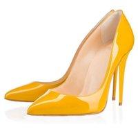 Hochwertige rote boden frauen schuhe high heels nackte farbe spitze sandalen mode banket stylist damen kleid · leder