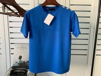 Moda Erkek T Shirt Baskılı Yaz Ile Yüksek Kalite Polo Hiphop Kısa Kollu Tişörtleri Erkekler ve Kadınlar için S-XXL