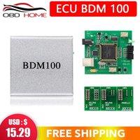 Diagnostische tools A +++ kwaliteit ecu flitser BDM 100 programmeur BDM100 chip tuning tool lezer v1255