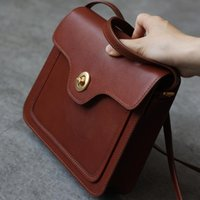 Shoulder Bags Genuine Leather Bag For Women Summer Underarm Luxury Crossbody Purses