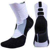 Brothock Professional deodorant basketball socks quick drying thick custom elite breathable sports socks towel bottom stockings