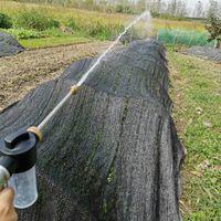 고압 물 총 가든 호스 분무기 세탁기 자동차 세탁기 스프레이 노즐 폼 스프링클러 관개 정원 도구 1231 V2