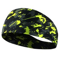 남자 여성 사이클링 피트 니스 펑크 밴드 운동 요가 머리띠 체육관 headscarf 테니스 머리 밴드 여자 붕대 자전거