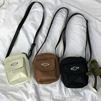 Evening Bags Women Canvas Bag Japan Style Girl Small Shoulder Korean Fashion Casual Female Messenger Crossbody Purse Phone