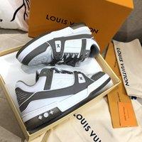 2021 مصمم الأحذية الرياضية أحذية الرجال أحذية مدرب الأحذية الرياضية TPU مزيج أسفل أحذية رياضية الحجم 39-45 A1