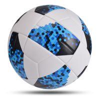 Futbol Topları Ofis Boyutu 4 Boyutu 5 Futbol PU Deri Açık Şampiyon Maç Ligi Topu Futbol Bola de Futebol