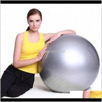 Brand Sports Yoga Balls Bola Fitness Gym Fitball Esercizio Attrezzatura Attrezzatura Allenamento Balla A2KZT IRHCD