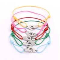 السعر فرنسا مجوهرات الشهيرة dinh van سوار للنساء الأزياء والمجوهرات 925 فضة حبل handcuff سوار menottes dff101
