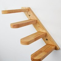 Cat Toys Step Staircase Springboard Pet Easy Install Kitten Toy Ladder Climbing Gifts Wall Mount Window Stable Home Solid Wood