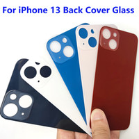 Top quality European standard Big hole Glass housing for iphone 13 12 11 Pro Max X XS XR XsMax 8 Plus Rear Door Case Replacement Back housings cover