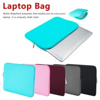 Laptop Cases Notebook Case Tablet Sleeve Cover Bag for Macbook Pro Air Retina 14 inchXiaomi Huawei HP Dell Handbags
