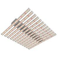 12bar 900W Spectrum completo Samsung281b 660nm LED Grow luci barre per la crescita interna e la fioritura