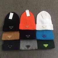 2021 sombreros de invierno de color de color sólido de lana de lana hombres mujeres hombres casual sombrero de esquí cálido hembra suave espesante gorra slouchy capón luxurys diseñadores gorras para adultos