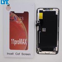 شاشة LCD آيفون 11 برو ماكس rj incell لوحات شاشة استبدال محول الأرقام