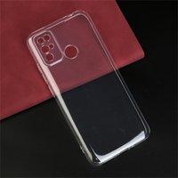 Doogee S95 N20 Y8 Y9 Plus의 클리어 전화 케이스