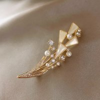 Designer Brooches High Quality Diamond Brooch Luxury Jewelry Wholesale L-C4