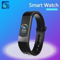 Smart Wristbands Byscoon Band Wristband Heart Rate Activity Fitness Tracker Bracelet Sport Watch